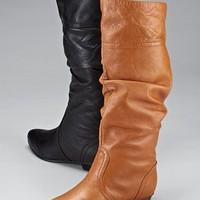 Candence Leather Boot