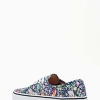 Vans X Liberty London Authentic Sneaker - Psychedelic Floral