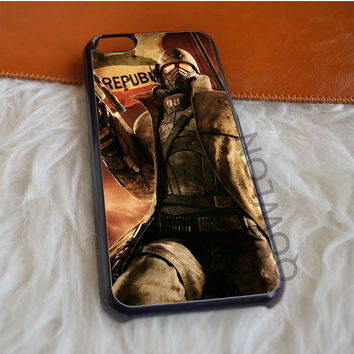 Fallout 4 Fallout New Vegas iPhone 5C Case