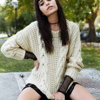 UNIF x UO Reverb Sweater-