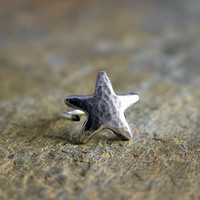 Helix Starfish Cartilage Earring Hoop style Helix by HapaGirls