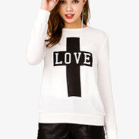 Prep School Love Sweater