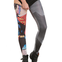 DC Comics Superman Leggings