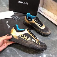 New Fashion Double C Low Top Sneaker Reference #176 - Ready Stock
