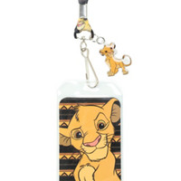 Disney The Lion King Simba Lanyard