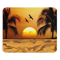 Tropical Mouse pad 8x10