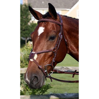 Nunn Finer Milano Figure 8 Bridle