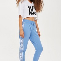 Logo Knitted Jogging Bottoms by Ivy Park