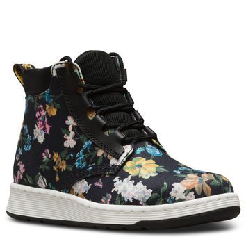 DR MARTENS DARCY FLORAL TELKES