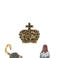 Marc Jacobs Mouse Brooch Set - Marc Jacobs