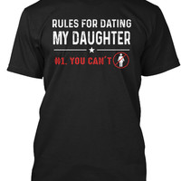 Rules For Dating My Daughter You Can't