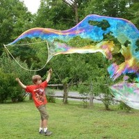Giant Bubble Maker
