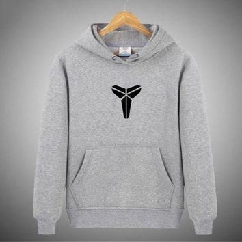 VONC1Y Trendsetter Nike Kobe Men Fashion Casual Top Sweater Pullover Hoodie