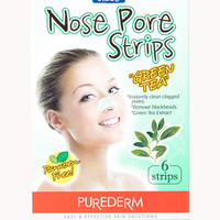 Green Tea Nose Strips