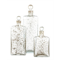 Arteriors Home Georgia Decanters, Set/3  - Arteriors 4127