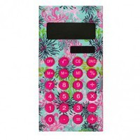 Lilly Calculator - Dirty Shirley - Lilly Pulitzer    |  Shop Glitzy Glam