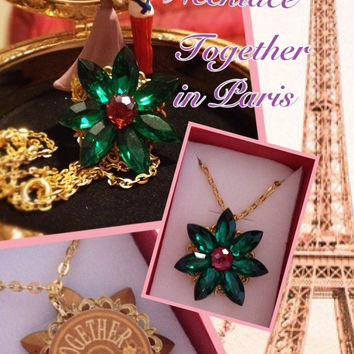 half off nice cheap purchase cheap Anastasia Necklace Together In Paris from OnceUponADecember82 on