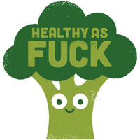 David Olenick Raw Truth Adhesive Print