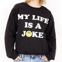 Joke Sweatshirt