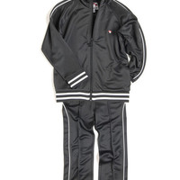 Appaman Track Suit - Black - FINAL SALE