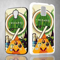 wizard of oz wallpaper Y0974 Samsung Galaxy S3 S4 S5 (Mini) S6 S6 Edge,Note 2 3 4, HTC One S X M7 M8 M9 Cases