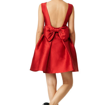 kate spade new york Dynasty Red Dress