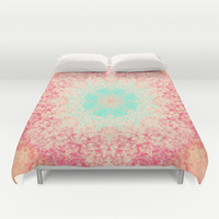 Hypnotic Duvet Cover by Sandra Arduini | Society6