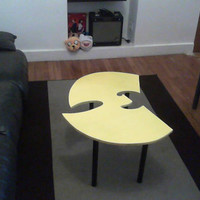 Wu Tang Clan Table for your Living Room