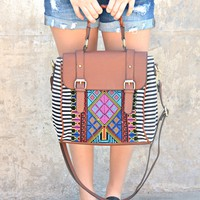 The Alexa Satchel