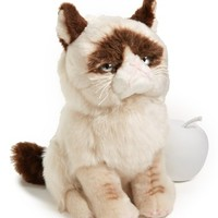 Girl's Gund 'Grumpy Cat' Stuffed Animal