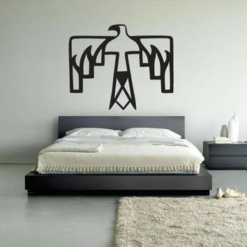 Wall Vinyl Decal Sticker Bedroom Wall Decal Symbol Naitive Inks Egypt Eagle  z275
