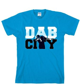 Dab City Panthers Unisex T-shirt Sports Clothing