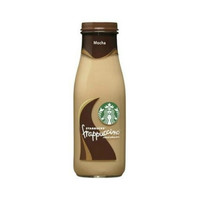 Starbucks Mocha Frappuccino 9.5 oz Bottle - Case of 12
