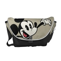 Mickey Mouse 3 Courier Bag