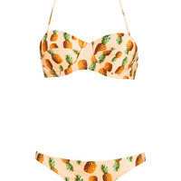 Pineapple Sand Hipster Brief