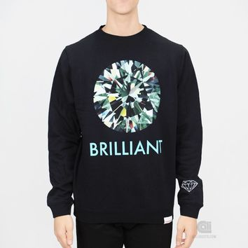 Diamond Supply Co. Brilliant Crewneck | Caliroots - The Californian Twist of Lifestyle and Culture