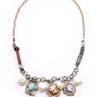 Interchangeable Stamp Necklace
