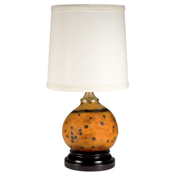 Unique Natural Gourd Lamp with New Lamp Shade
