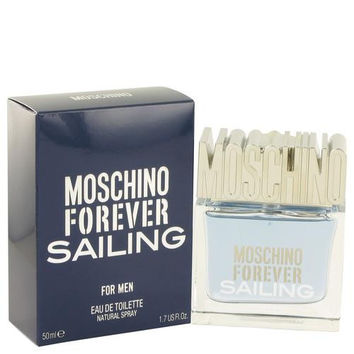 Moschino Forever Sailing by Moschino Eau De Toilette Spray 1.7 oz (Men)