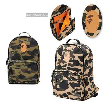 Backpack Outdoors Camouflage Travel Bags [211441680396]