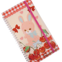 ONLINE SHOP - - SWIMMER seal notebook full of cherry