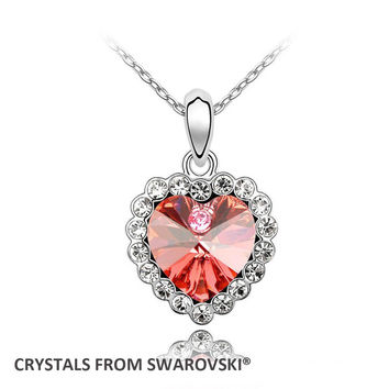 Classic Heart Pendant Necklace