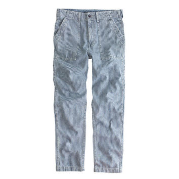 J.Crew Womens Point Sur Railroad Cargo Jean