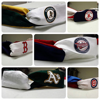 Pick YOUR team MLB basball twist headband