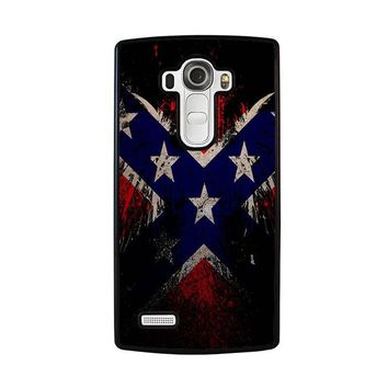 BROWNING REBEL FLAG LG G4 Case Cover