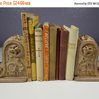 SALE Vintage Religious Book Lot of 8 Religious Books Religious Book Decor Vintage Bible Vintage Book Decorating