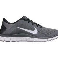 Nike Free 4.0 Men's Running Shoes - Cool Grey