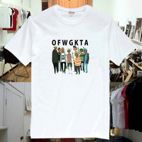 Odd Future OFWGKTA White T-Shirt