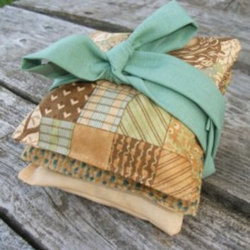 Set of 3 Dryer Sachets- Lemon, Peppermint, Rose, Lavender- Choose!
