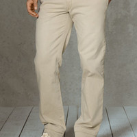 GREENWICH STRAIGHT-FIT PANT